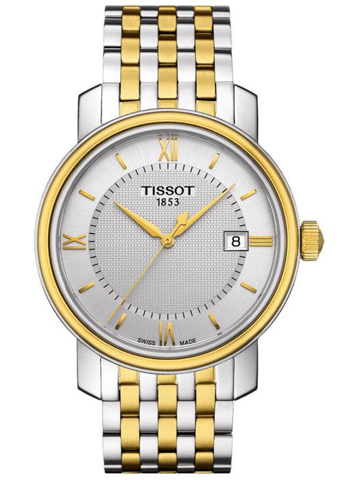 天棱T-Gold系列T097.410.22.038.00男士
