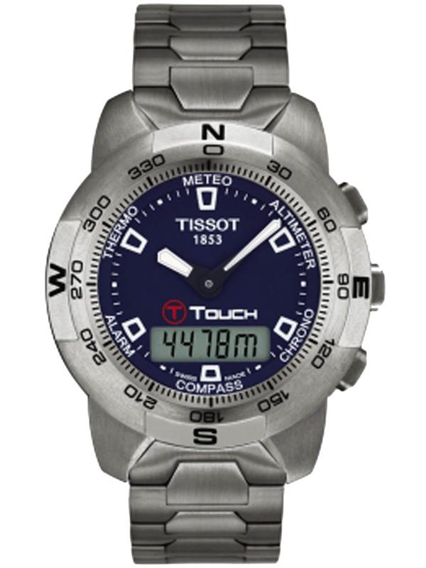 天梭Touch Collection系列T33.7.588.41