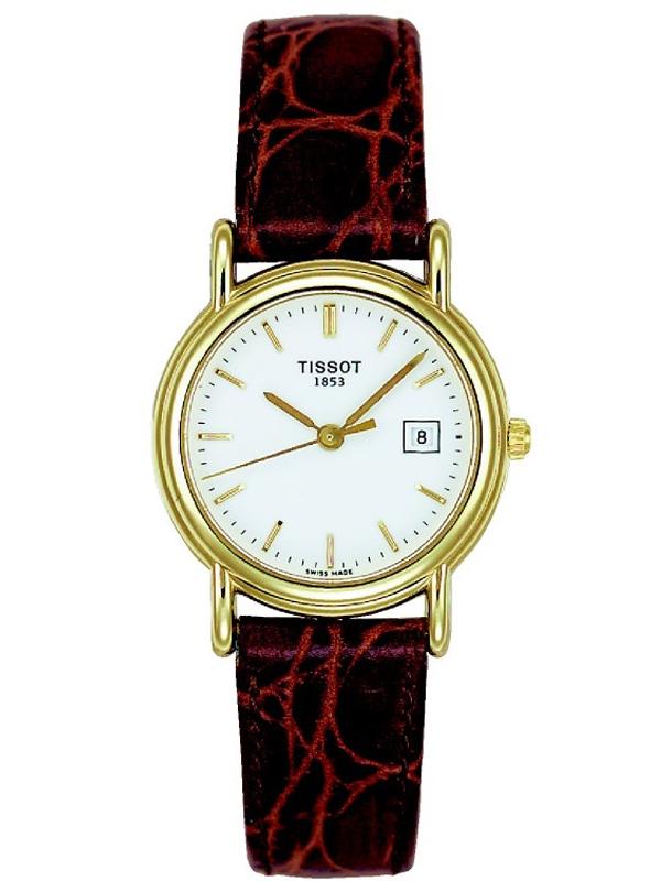 天梭T-Gold黄金河系列T71.3.129.11