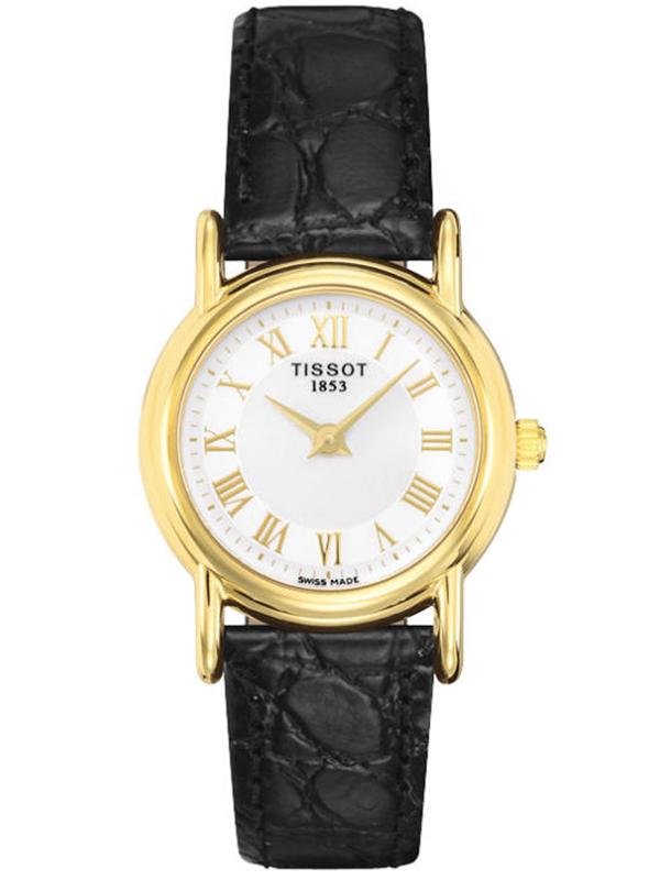 天梭T-Gold黄金河系列T71.3.129.13