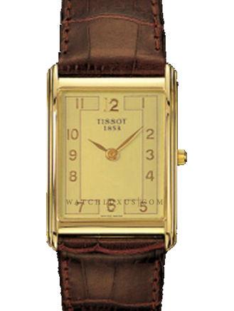 天梭T-Gold系列T71.3.308.22