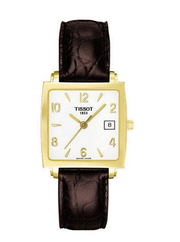 天梭T-Gold系列T71.3.324.34