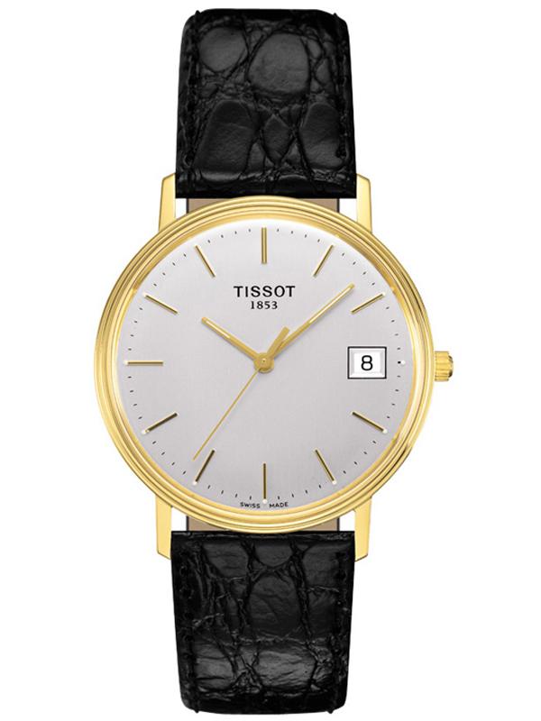 天梭T-Gold黄金河系列T71.3.401.31