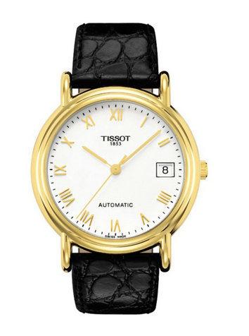 天梭T-Gold卡森系列T71.3.430.13