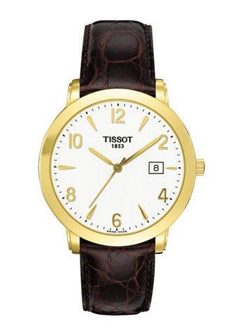 天梭T-Gold艺塑系列T71.3.450.34