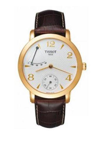 天梭T-Gold艺塑系列T71.3.459.34