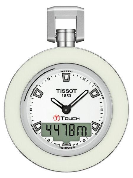 天棱T-POCKET系列T857.420.19.011.00怀表