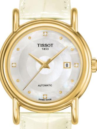 天梭T-Gold系列T907.007.16.106.01