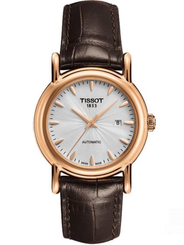 天梭T-Gold系列T907.007.76.031.00
