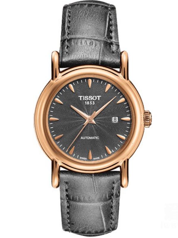 天梭T-Gold系列T907.007.76.081.00