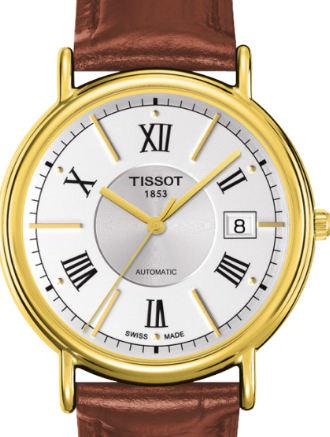 天梭T-Gold系列T907.407.16.038.00