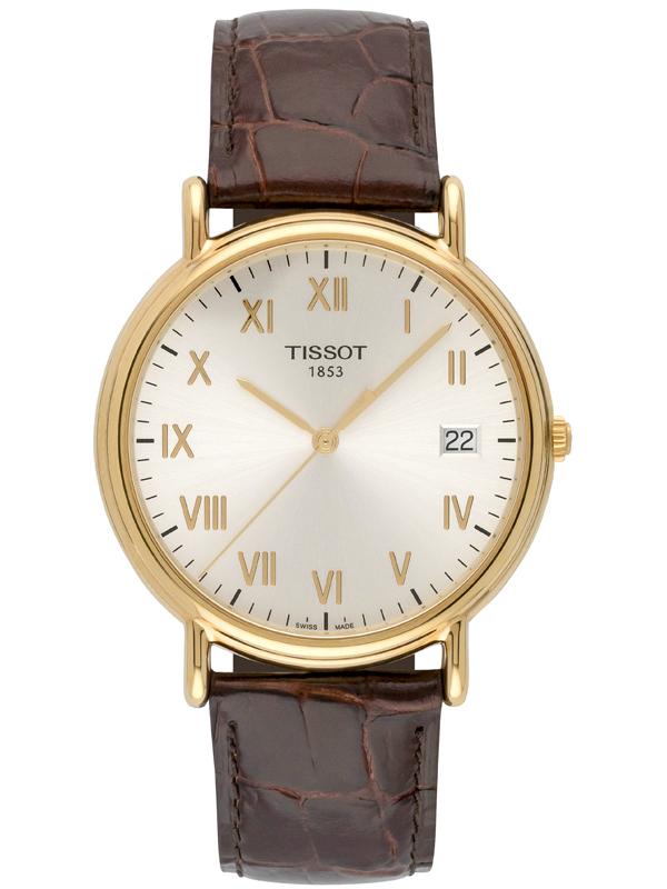天梭T-Gold黄金河系列T907.410.16.033.00