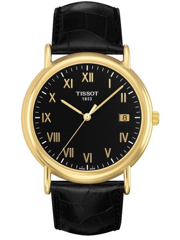 天梭T-Gold黄金河系列T907.410.16.053.00