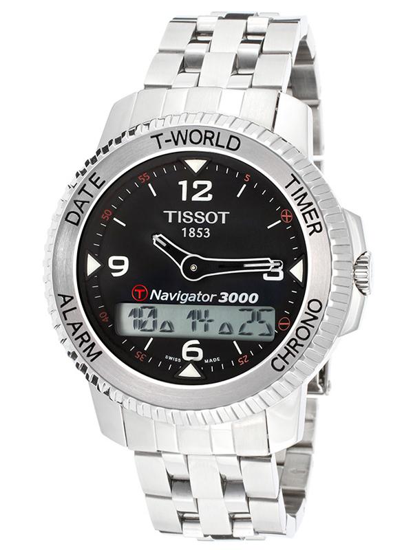 天梭Touch Collection航行者3000系列T96.1.488.52