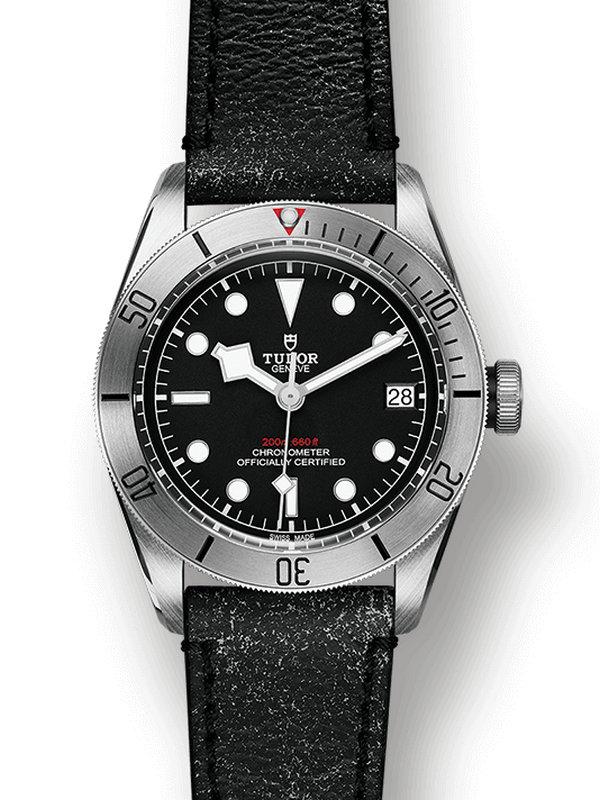 帝舵Heritage启承系列79730-0003碧湾精钢型腕表