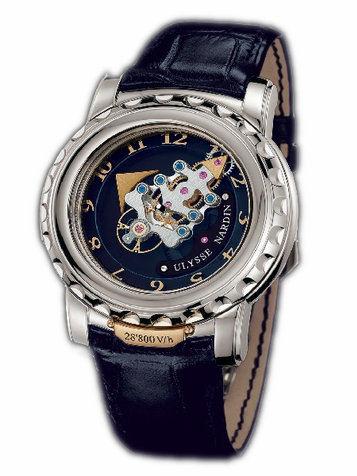 雅典复杂功能机械腕表系列020-88