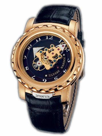 雅典复杂功能机械腕表系列026-88