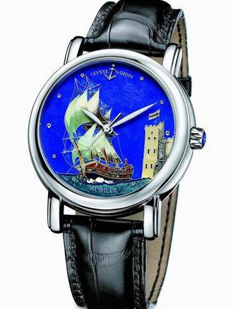 雅典珍贵独特机械腕表系列139-70-9/GH
