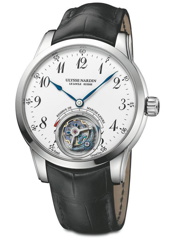 雅典珍贵独特机械腕表系列1780-133
