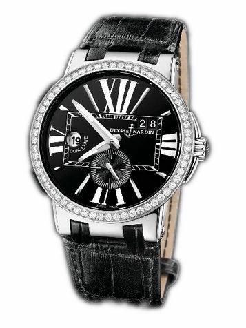 雅典双时区腕表系列243-00B/42