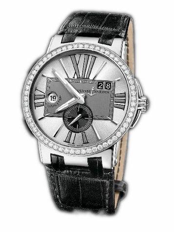 雅典复杂功能机械腕表系列243-00B/421