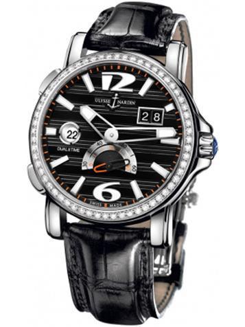 雅典复杂功能机械腕表系列243-55B/62