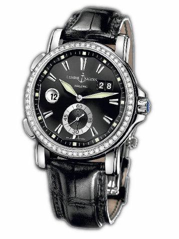 雅典双时区腕表系列243-55B/92