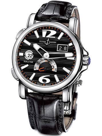 雅典双时区腕表系列243-55/62