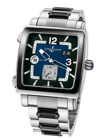 雅典复杂功能机械腕表系列243-92-7/632