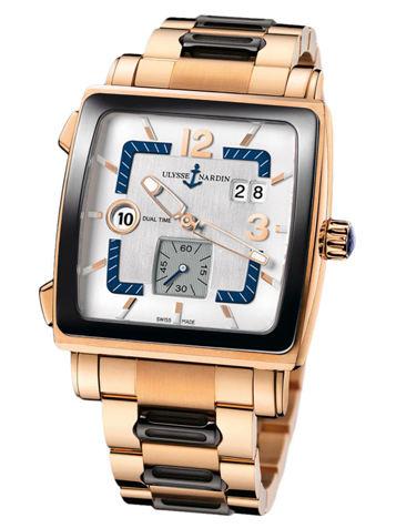雅典双时区腕表系列246-92-8M/600