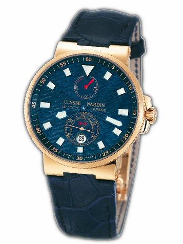 雅典BlueWave天文台限量腕表266-68LE