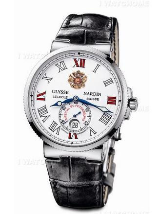 雅典珍贵独特机械腕表系列269-69/STP