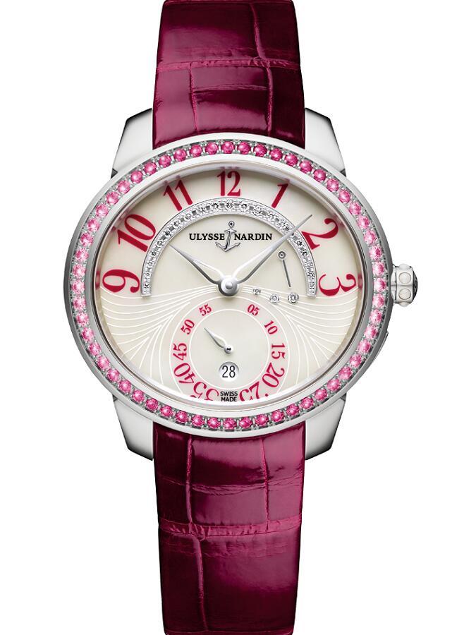 雅典女装复杂功能腕表系列3100-125B/591.6女士腕表