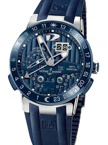 雅典复杂功能机械腕表系列320-00-3/BQ