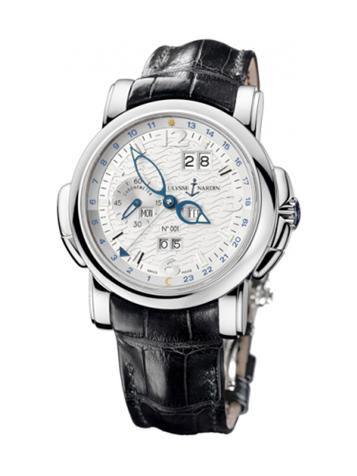 雅典复杂功能机械腕表系列320-60/60
