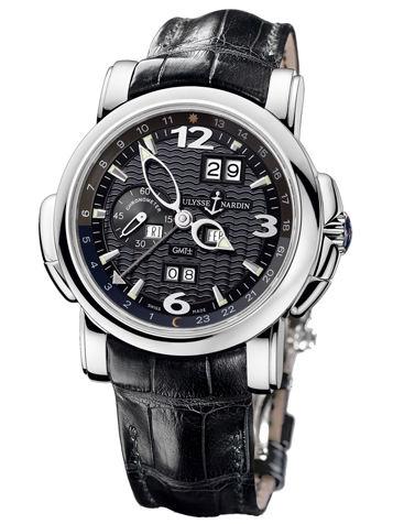 雅典复杂功能机械腕表系列320-60/62