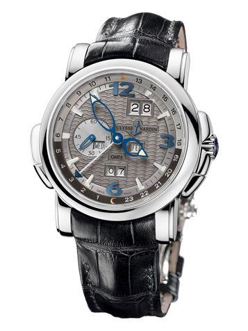 雅典复杂功能机械腕表系列320-60/69