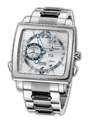 雅典复杂功能机械腕表系列320-90-8M/91