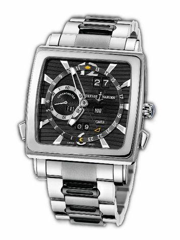 雅典复杂功能机械腕表系列320-90-8M/92