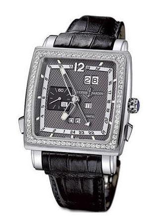雅典复杂功能机械腕表系列320-90B/69