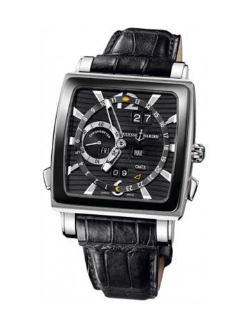 雅典复杂功能机械腕表系列320-90CER/92
