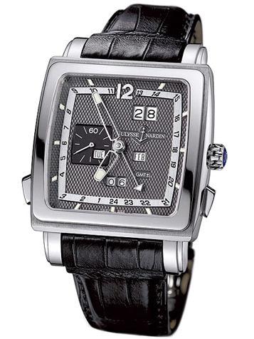 雅典复杂功能机械腕表系列320-90/69
