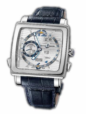 雅典复杂功能机械腕表系列320-90/91