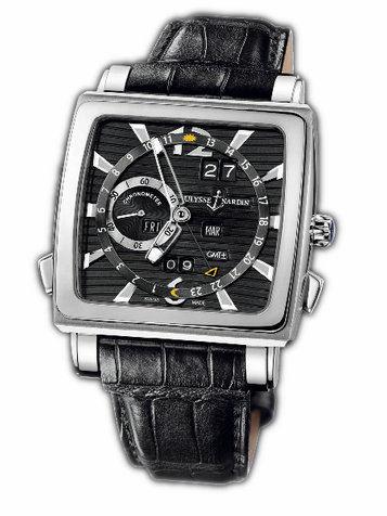 雅典复杂功能机械腕表系列320-90/92