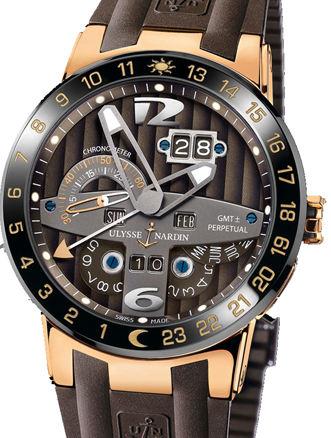 雅典复杂功能机械腕表系列322-00-3