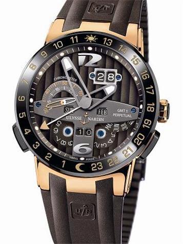 雅典复杂功能机械腕表系列322-00
