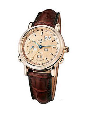 雅典复杂功能机械腕表系列322-88