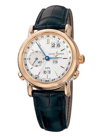 雅典复杂功能机械腕表系列326-22