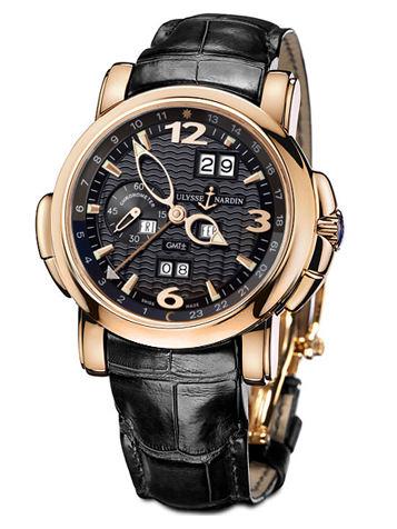 雅典复杂功能机械腕表系列326-60/62