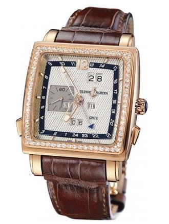 雅典复杂功能机械腕表系列326-90B/61